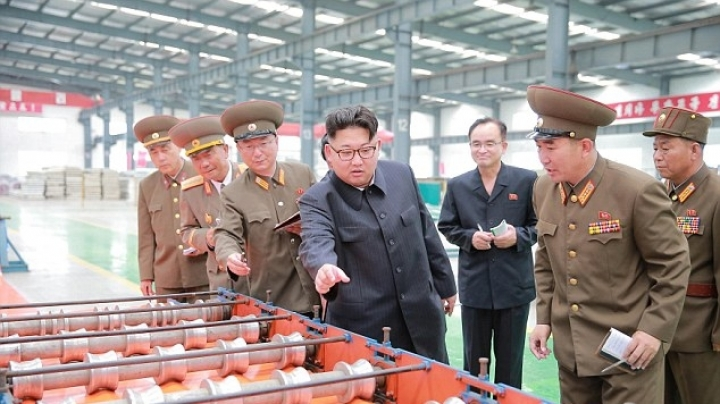 North Korea publicly executed six officials for lack of control over overseas workers