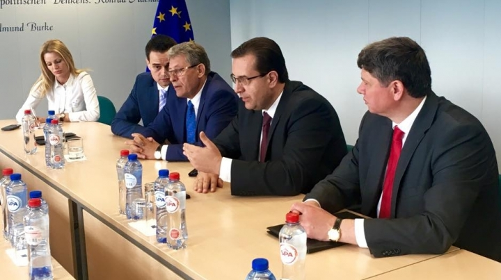 PDM's Marian Lupu DEMANDS resumption of EU financing of public investment projects in Moldova