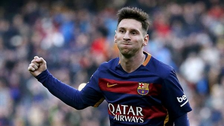 Barcelona star Lionel Messi condemned to 21 MONTHS OF JAIL