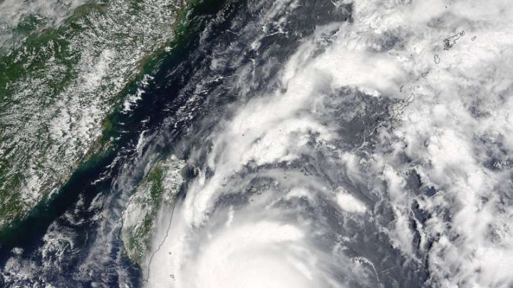 Tropical cyclones will grow more intense as global temperatures rise