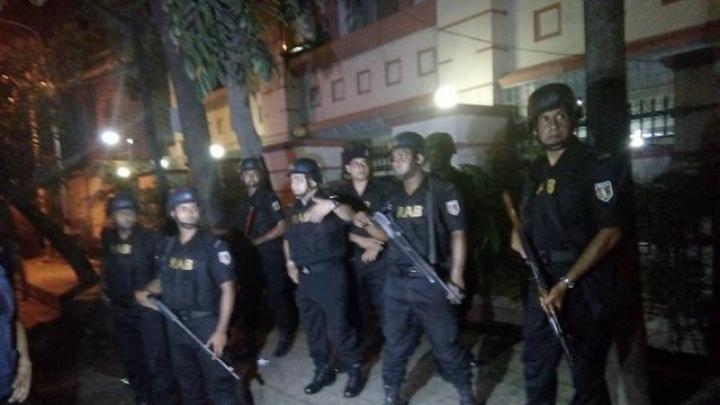 Gunmen attack a restaurant in diplomatic area of Dhaka, Bangladesh