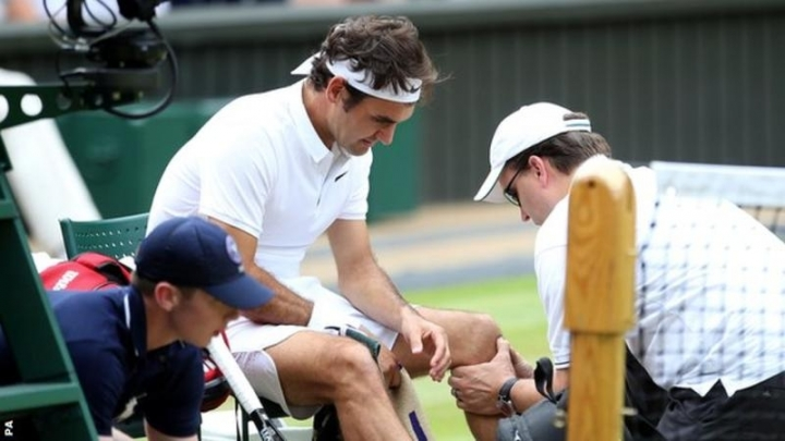 Roger Federer will miss Rio Olympics and rest of season with knee injury
