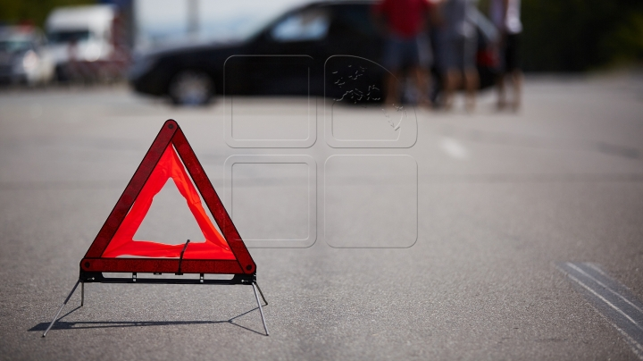Huge accident was registered in Rascani sector of Chisinau