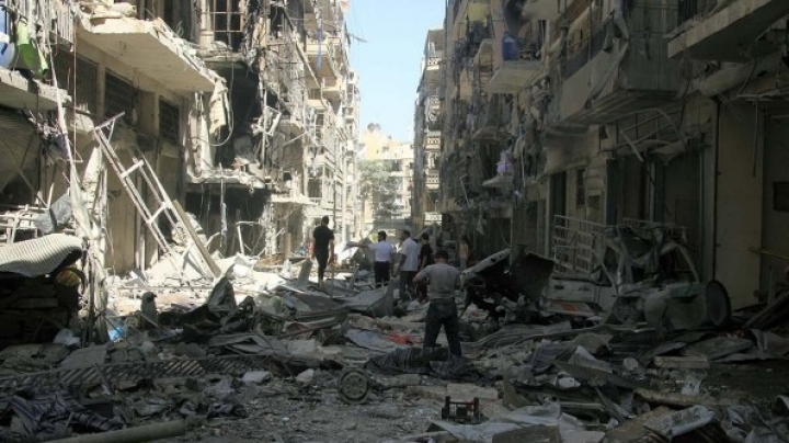 German Foreign Minister Steinmeier: Russia responsible for Aleppo humanitarian disaster