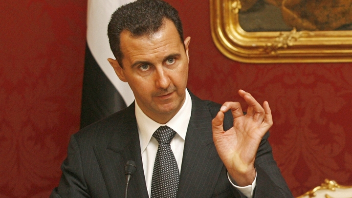 Syria's Assad promises amnesty to rebels surrending weapons