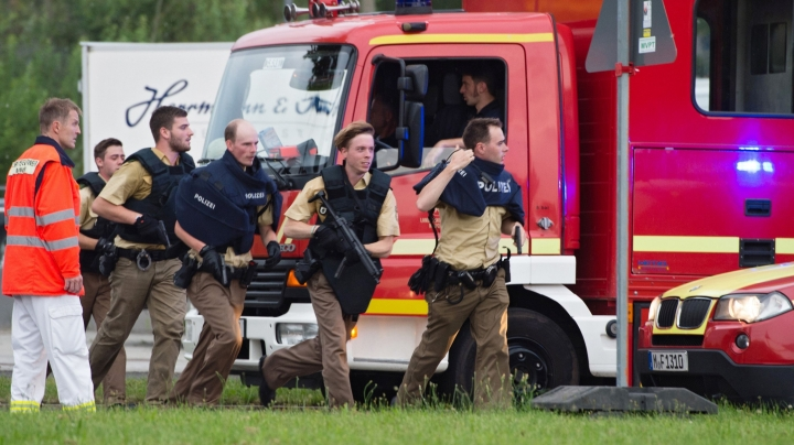 There are no Moldovan citizens injured in Munich attack