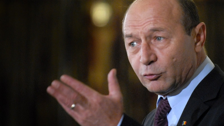 Former Romanian president Basescu, CERTAIN Moldova will join Romania 'sooner or later'