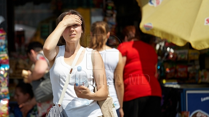 Forecasters issue YELLOW WARNING of heat wave
