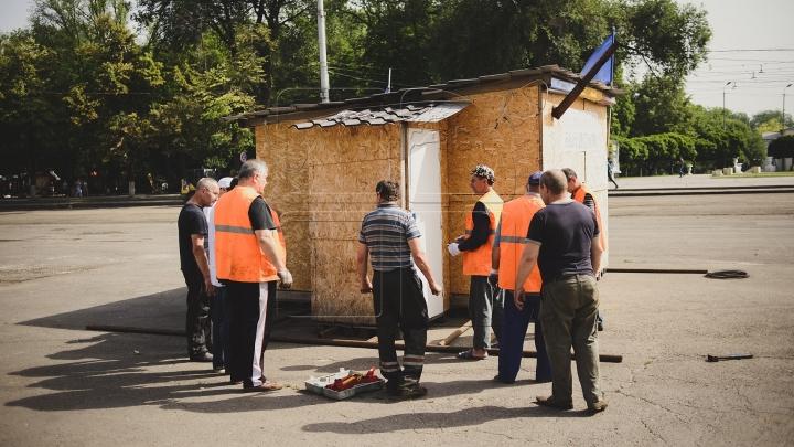 Ialoveni trial court decides for DA party tents to be dismantled until 28 august