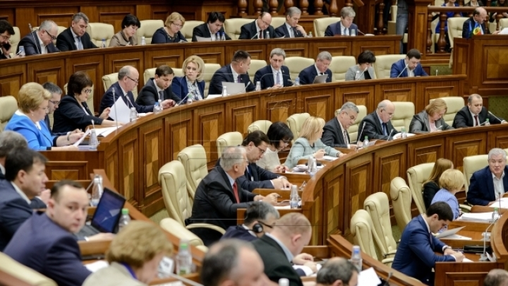 DIALOGUE ON MODERNIZING MOLDOVA. Statements after talks held by ruling coalition