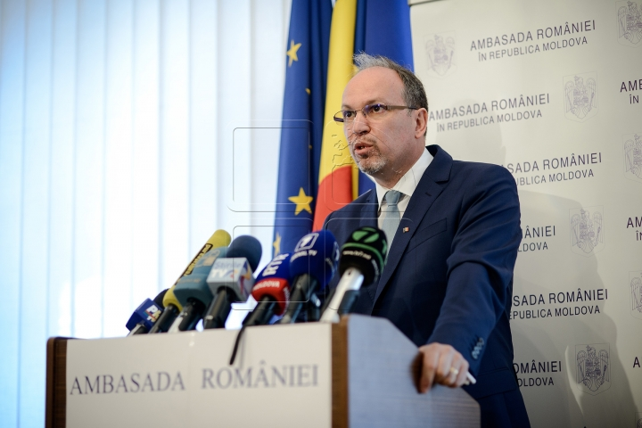 Ambassador of Romania to Moldova, Daniel Ioniță message for Great Union Day