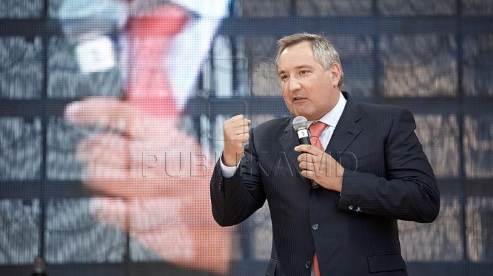Russia's Rogozin warns Moldova it may lose part of territory