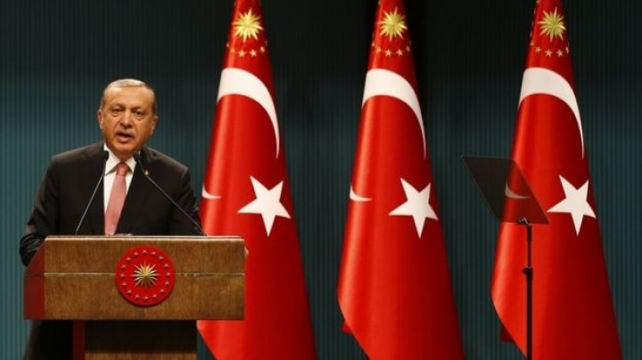Erdogan announces state of emergency for three months after failed army coup