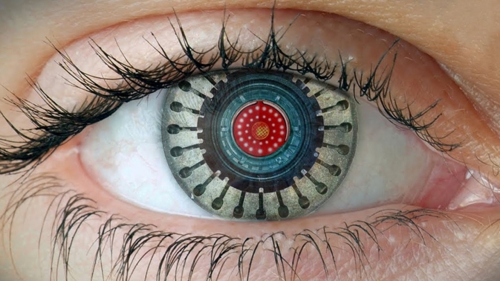 Google readies to insert CYBORG cameras in eyeballs