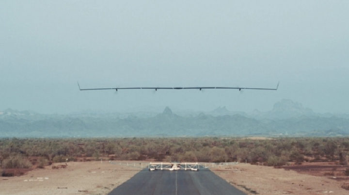 Facebook starts testing its internet-providing drone
