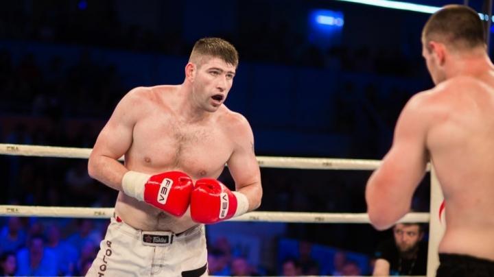 Maxim Bolotov will fight against Russian fighter Nadir Gadjiev in Tatneft tournament