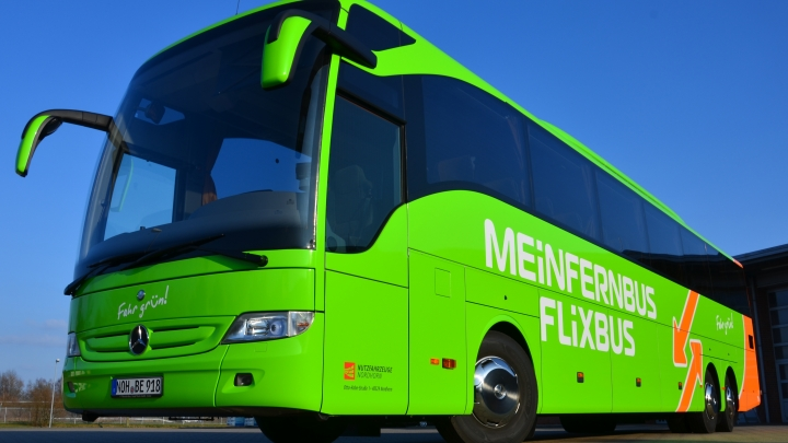 Largest European bus operator starts working in Romania