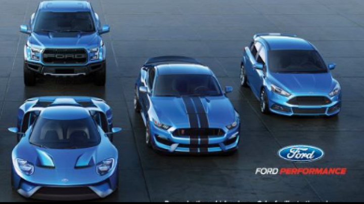Ford's profits plummet because of weak demand in THESE countries