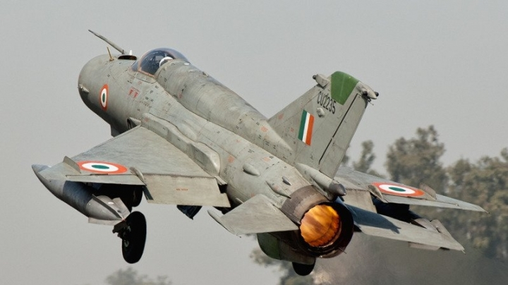 Indian plane goes missing off radars just minutes after taking off