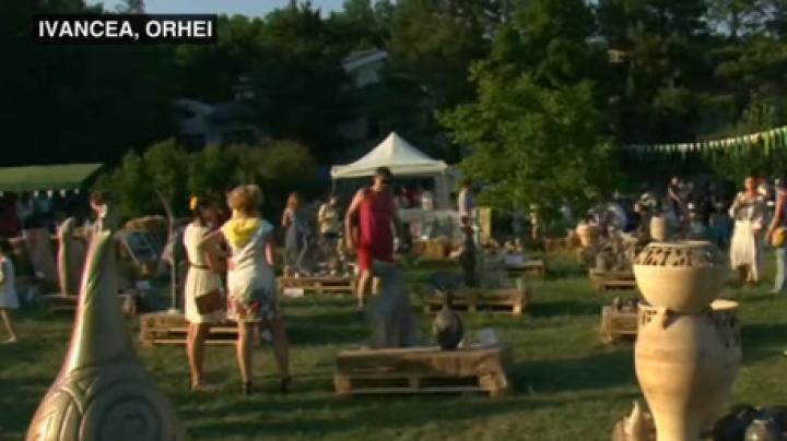 Festival dedicated to prehistoric Cucuteni culture held in Orhei