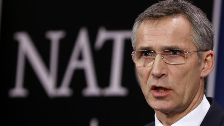 NATO's Stoltenberg vows more support for Ukraine, Georgia and Moldova
