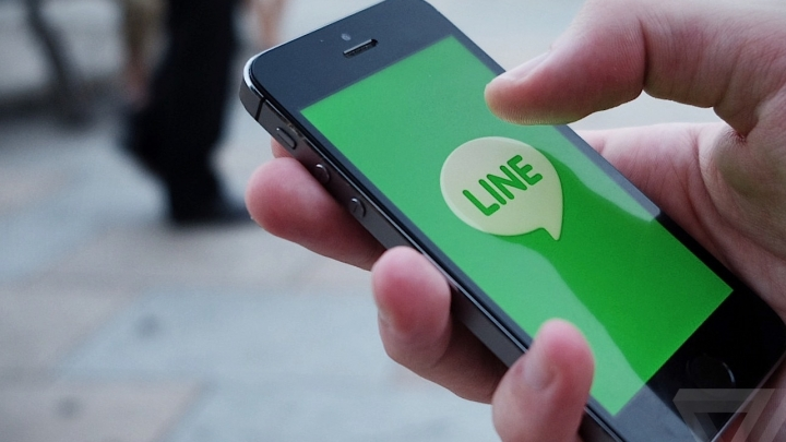 Line messaging application's shares jumped 27% on first public offering