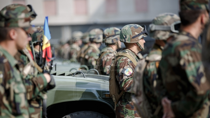 40 Moldovan soldiers will attend peace-maintaining military exercise in Ukraine