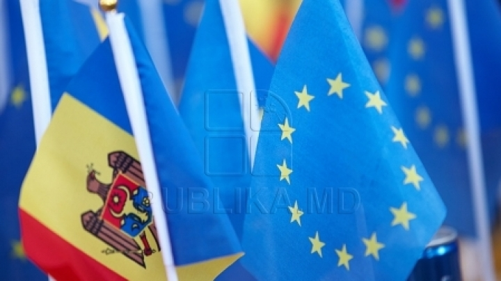 A DAY OF HISTORIC IMPORTANCE. EU and Moldova are associates. Officials PRONE to eliminate arrears overdue