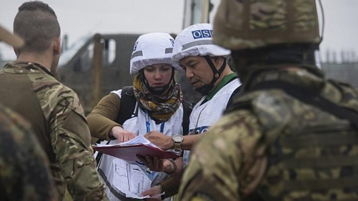 OSCE observers almost got shot by pro-Russian rebels in Ukraine's east
