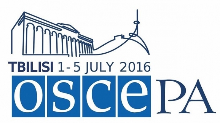 25th Annual Session of OSCE Parliamentary Assembly takes place on 1-5 July 2016 in Tbilisi