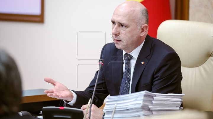Pavel Filip requests speeding of Unified Report project approval