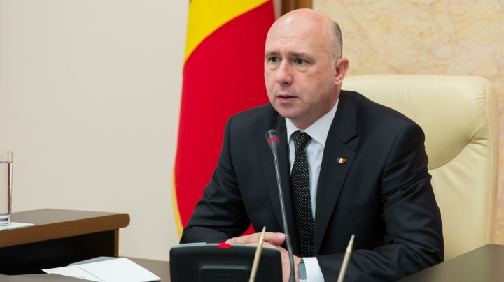 "Pavel Filip: ""A new agreement with IMF will bring Moldova back to the investments map"""