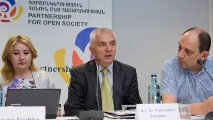 Eastern Partnership: EU mulls over granting visa-free regime to Armenia