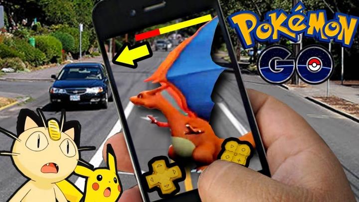Pokémon Go CRAZE. Holocaust Museum's response