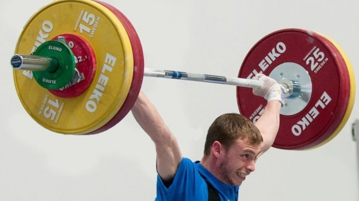 Weightlifter Oleg Sarghi will not participate at Olympic Games because of a health problem