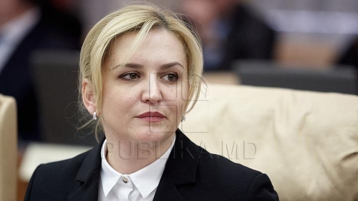 Minister Ruxanda Glavan was reprimanded by prime minister Pavel Filip
