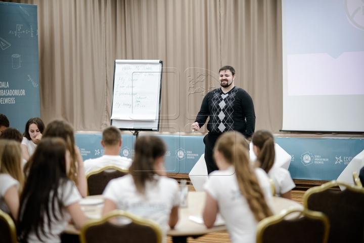 School of Edelweiss Ambassadors gives unique experience to 20 young people