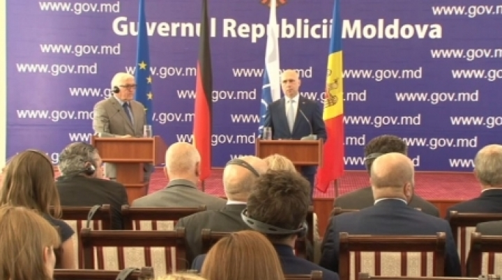 OSCE President: 'I thank the Chişinău Government for contributing to resume the 5+2 format talks