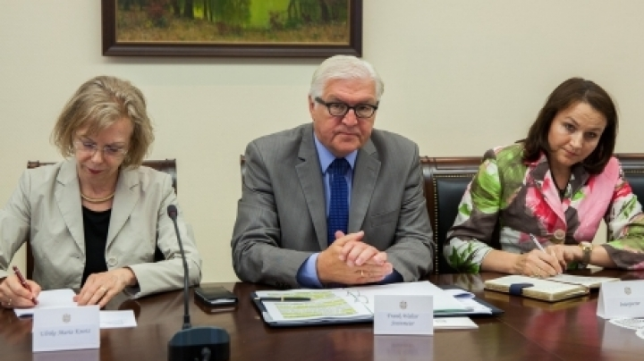 OSCE chairman-in-office: We'll be glad if Moldova signs an agreement with the IMF