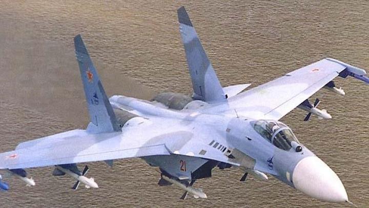 Ukrainian fighter jets to attend Bucharest air show
