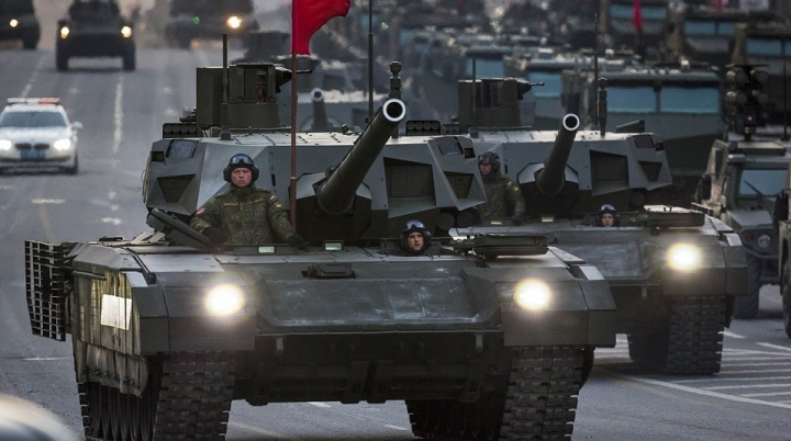 US think-tank CONCLUDES Russia could invade Poland 'overnight'