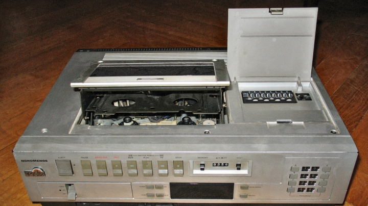 Last videocassette recorder to be released in August