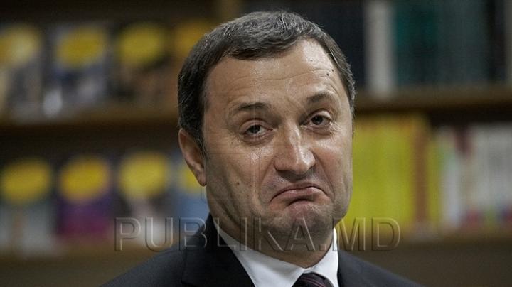 Media belonging to Vlad Filat was caught lying