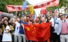 Chinese march in Paris to demand better security