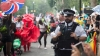 More than 400 arrested and five people stabbed at Notting Hill Carnival