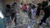 Saudi-led coalition air strike kills nine civilians in Yemen market
