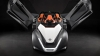If all electric cars looked like this we'd all want one: Nissan's prototype BladeGlider is transporting VIPs at the Olympics