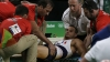 A French gymnast broke his leg during preliminaries at Rio Olympic Games (GRAPHIC CONTENT)