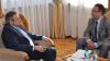 Moldovan foreign minister meets Ambassador of Ukraine