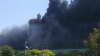Fire erupted at Istanbul business center
